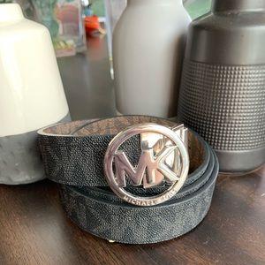Michael Kors reversible belt XL
